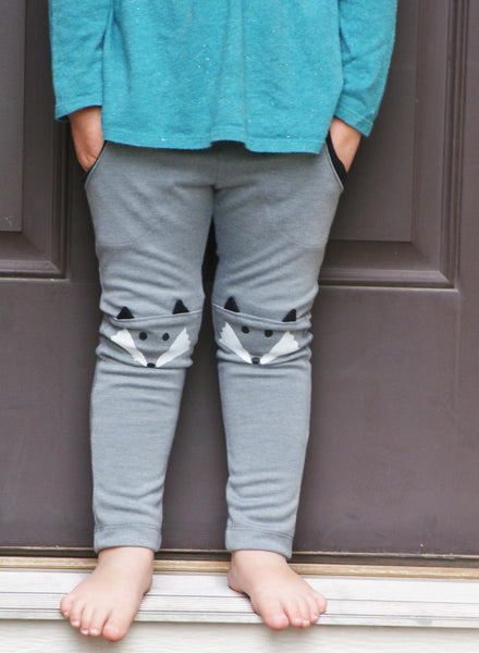Wild and Free Lounge Pants - PDF Pattern