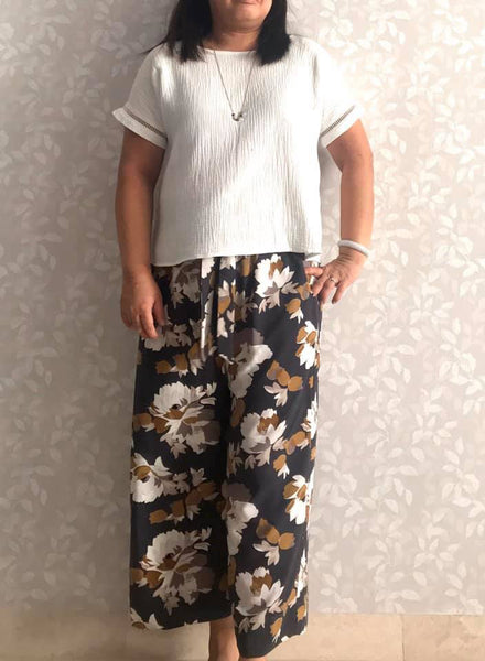 The Nara Pants and Shorts - PDF Pattern