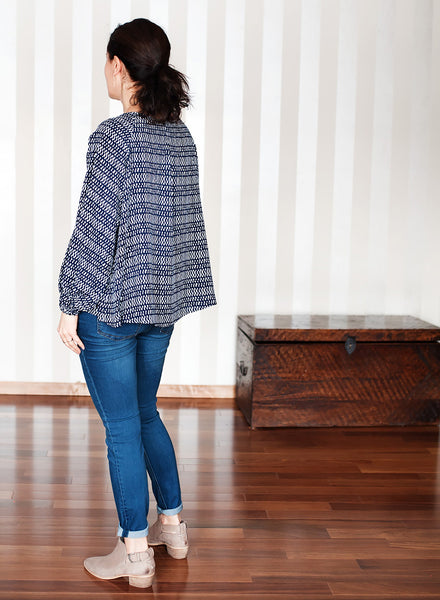 The Roho Blouse - PDF Pattern