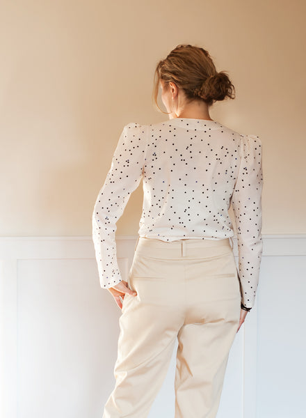 The Celia Top - PDF Pattern