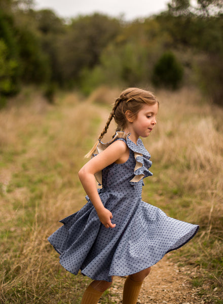 The Polina Dress - PDF Pattern