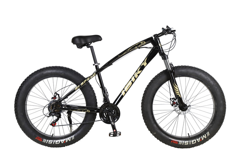iBIKY Rebel X | Fat Tire Mountain Bike | MTB