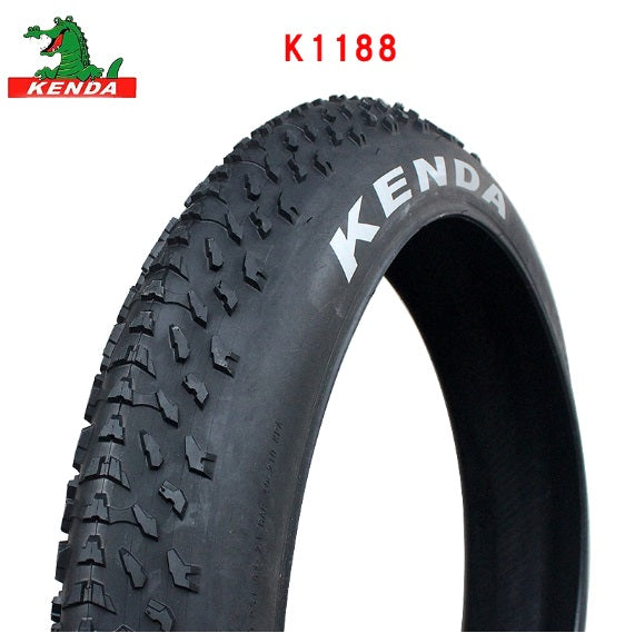 snow bike Beach car Fat tire K1188 bicycle accessories tyre 26 inches bike parts 26*4.0 inner tube cycling fat tire