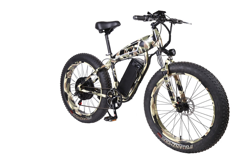 iBIKY Defender | Fat Tire eBike | MTB