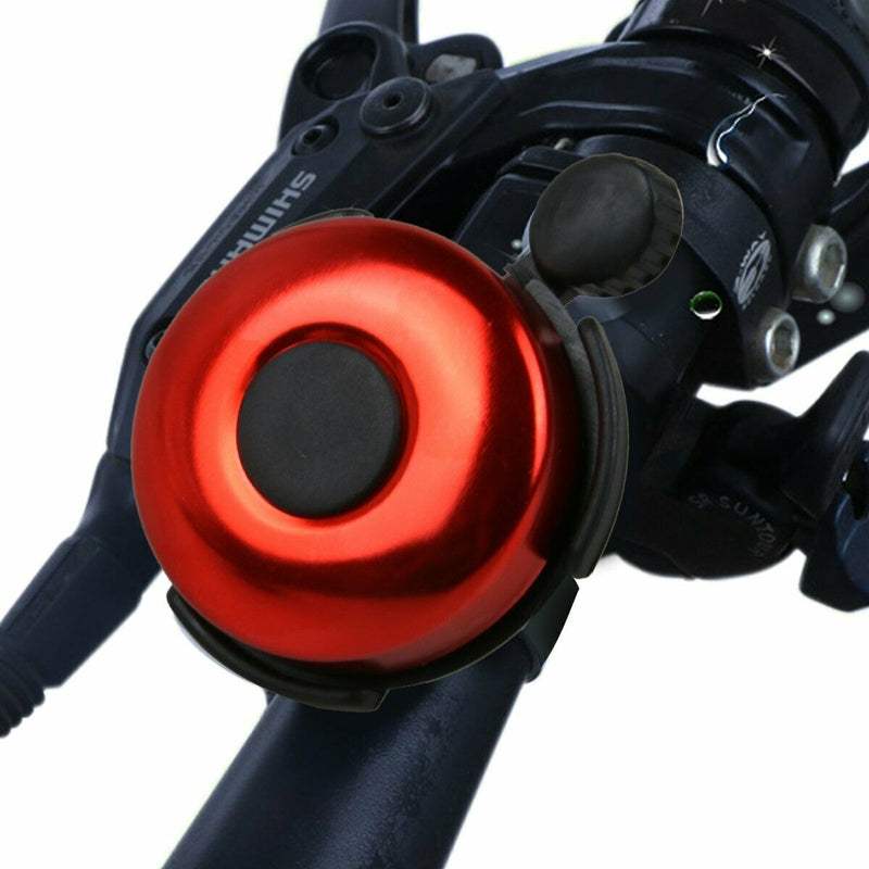 Classic Bike Bicycle Bell Cycling Handlebar Mini Lound Horn Ring Alarm Safe Ride