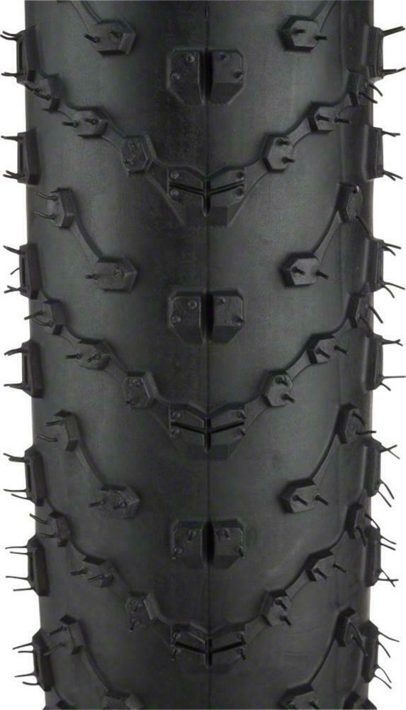 New Tire 26 x 4.0 - Tubeless Ready - Folding Bead - Black