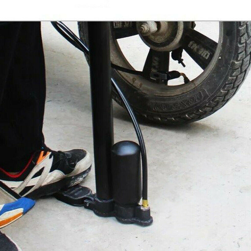 Hand Air Pump Foot Bicycle Bike Tire Basketball Football Soccer Ball Pool Toys H
