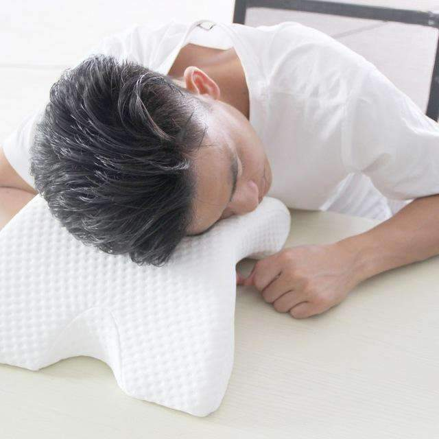 DreamPillow ™ - Memory Foam Bedding Pillow Anti-Pressure - vogue Verified