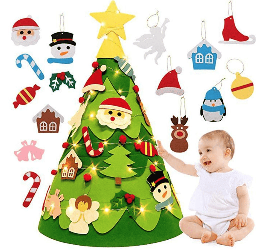 KidsMas™ - Kids 3D Christmas Tree