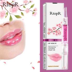 CHERRY BLOSSOM LIP SERUM - PEELING REPAIR LIPS