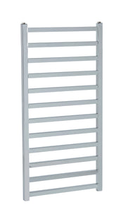 LUISA CHROME SQUARE BAR TOWEL RAIL