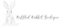 The Ruffled Rabbit Boutique Logo