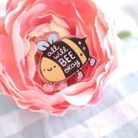 All will bee okay - Rose Gold Hard Enamel Pin