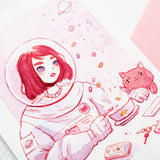 Breakfast in Space