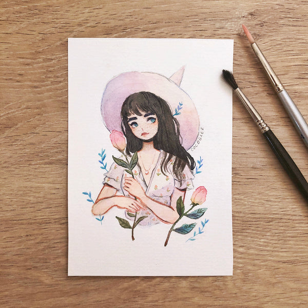 Tulip Witch - ORIGINAL