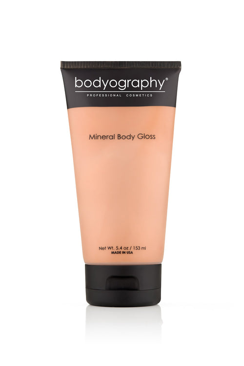 Mineral Body Gloss - Bodyography® Professional Cosmetics