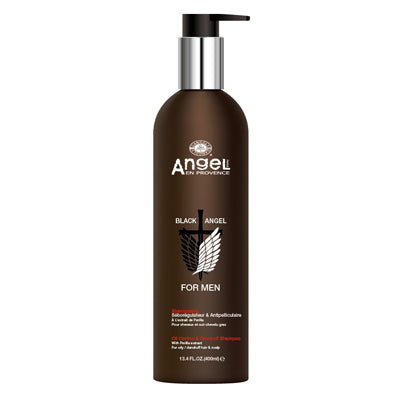 BLACK ANGEL OIL CONTROL & DANDRUFF SHAMPOO