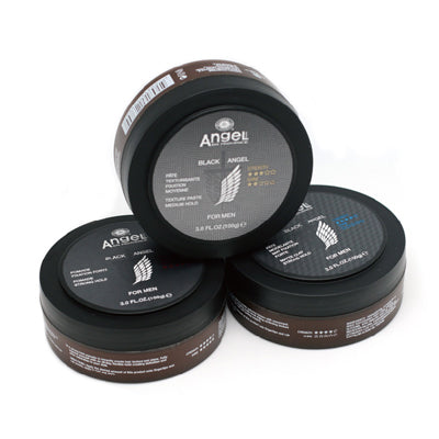 BLACK ANGEL STRONG HOLD POMADE