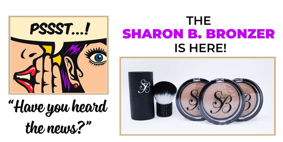 Sharon B. Bronzer will be at the National Women's Show in 2020