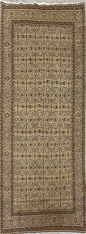 Turkish Traditional Style Natural Wool Rug 5' X 7' ABCTK021813