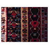 PERSIAN SANANDAJ  HAND-KNOTTED KILIM MADE WITH NATURAL WOOL AND COTTON 9'10'' X 6'6''  ABC100