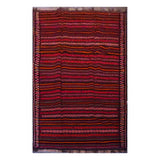 PERSIAN MASHAD  HAND-KNOTTED KILIM MADE WITH NATURAL WOOL AND COTTON 10'5'' X 5'2''  ABC270