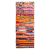PERSIAN HAND-KNOTTED KILIM MADE WITH NATURAL WOOL AND COTTON 217 X 97 cm ABC1986