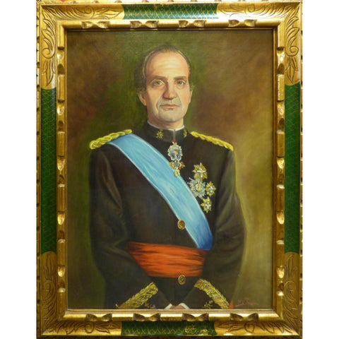 "Spanish Oil Painting by Maria Jimenez Ready to Hang for Home Wall Art Decoration  39""  X  31"" ABCP-270"