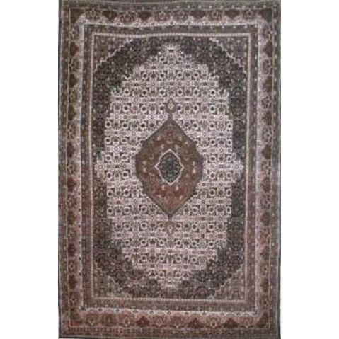 "Home Collection Afghani Style Oriental Hand-Knotted Rug with Natural Wool Area  8'2""  X  5'9"" ABCR02340"