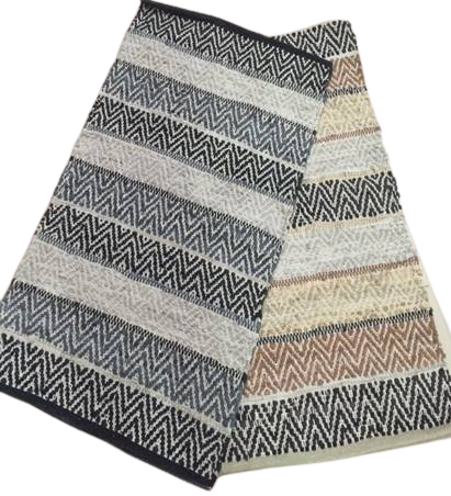 Authentic Cotton Chindi Mats/ Rugs 5' X 8' ABCM01041