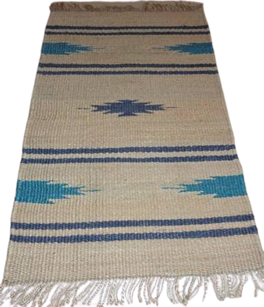Authentic Cotton Chindi Mats/ Rugs 5' X 8'  ABCM01043