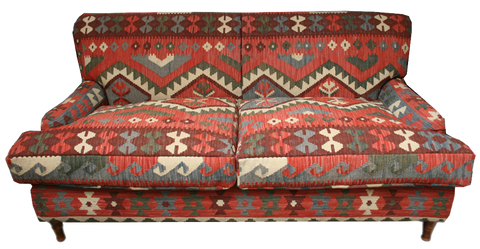 Love Seat Sofa Kilims - Rugs   X  ABC-FUR-4