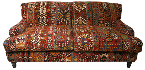 Love Seat Sofa Kilims - Rugs   X  ABC-FUR-6