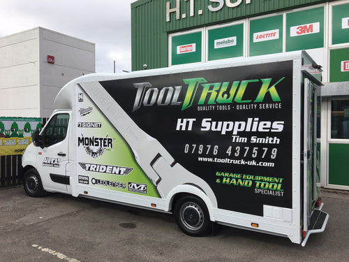Don't Forget our Tool Truck!!!