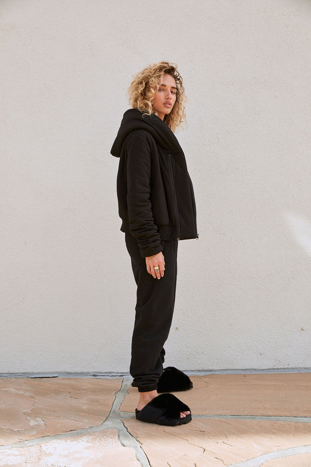 Cloud Sweats Black