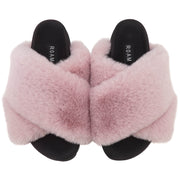 CLOUD LILAC SLIPPERS