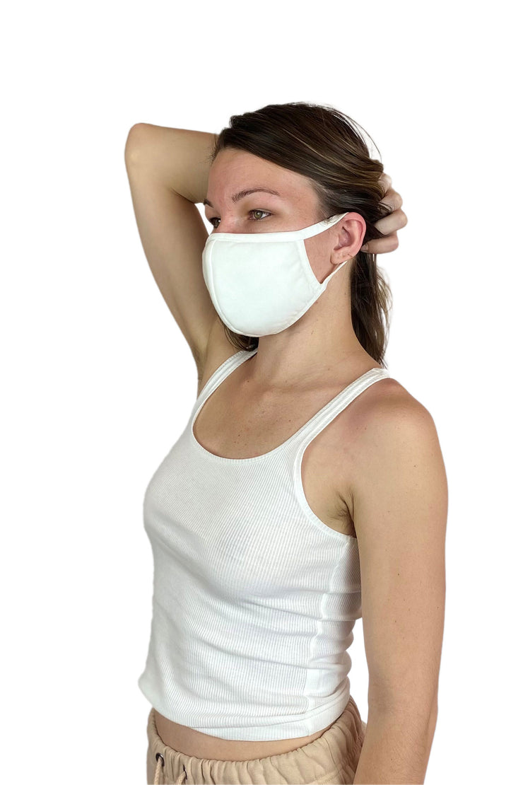 Cloud Mask White