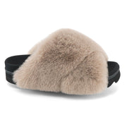 CLOUD BEIGE SLIPPERS