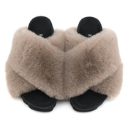 CLOUD BEIGE SLIPPERS - pre order available