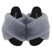 CLOUD ICY BLUE SLIPPERS