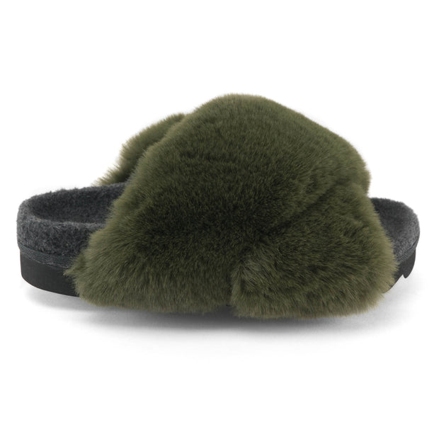 CLOUD KHAKI SLIPPERS