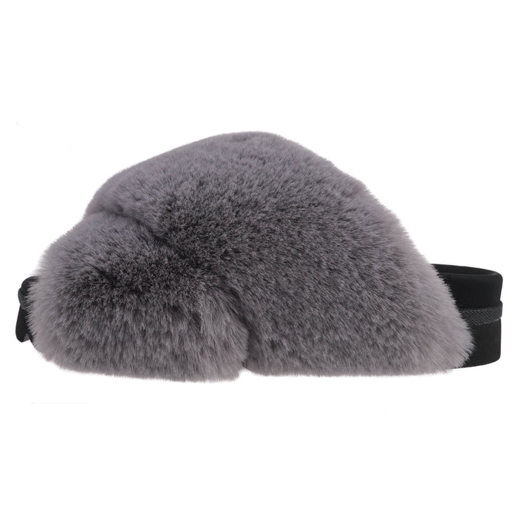 CLOUD LAVENDER GREY SLIPPERS