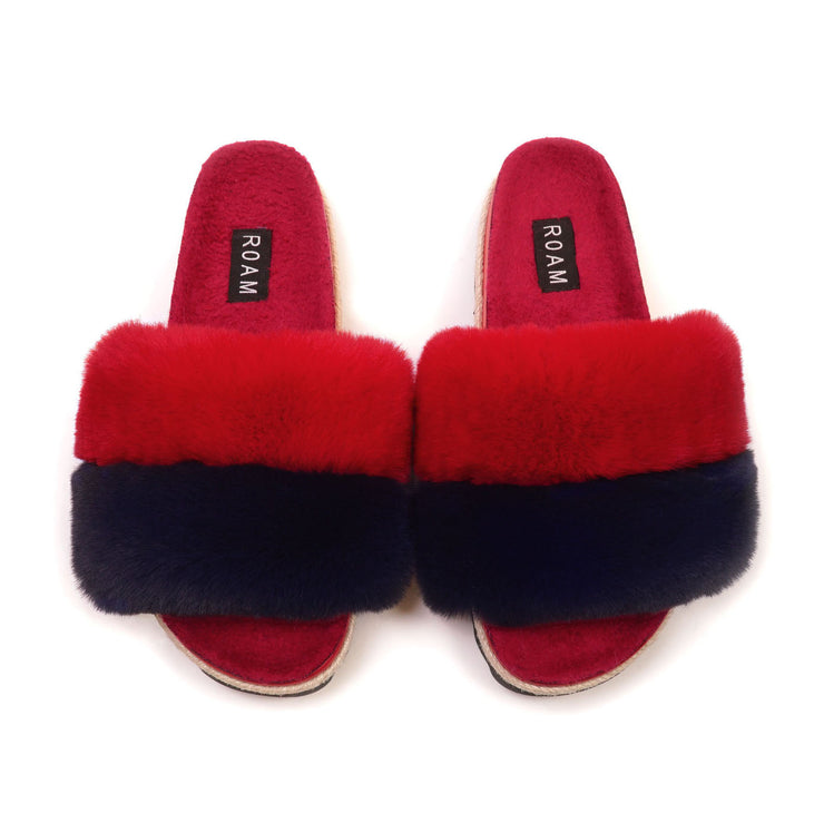 SUNSET SLIDER SLIPPERS