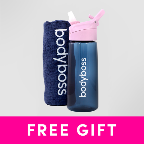 FREE Towel & Water Bottle
