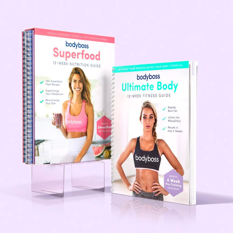 Fitness & Nutrition Bundle
