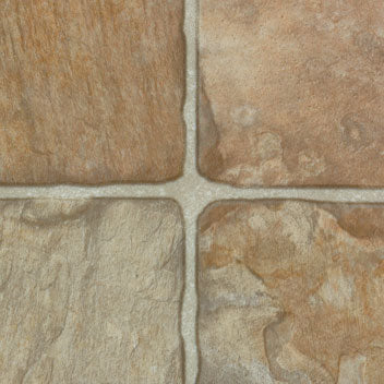 Mannington Jumpstart Aztec Clay and Bronze
