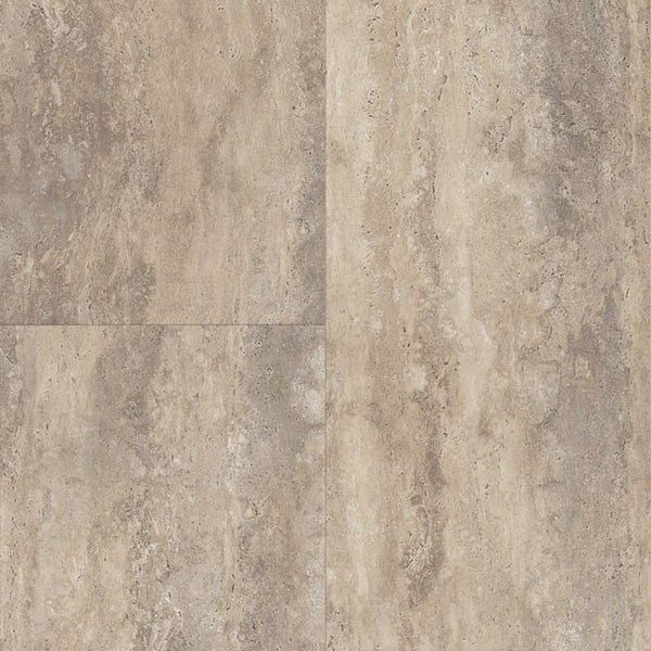 Armstrong Luxe with Rigidcore Travertine Natural Linen