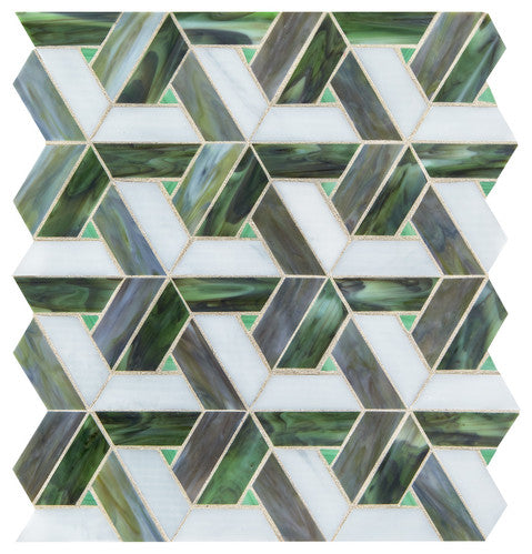 Daltile Vivify Enchanted Green