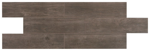 Daltile Willow Bend Smoky Brown