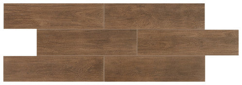 Daltile Willow Bend Dark Brown